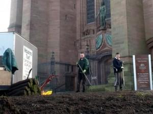 top soil in Liverpool